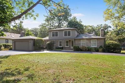 Highland Park Single Family Home New: 290 Oakland Drive
