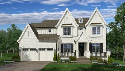 Glen Ellyn Single Family Home For Sale: 527 Fairway Court