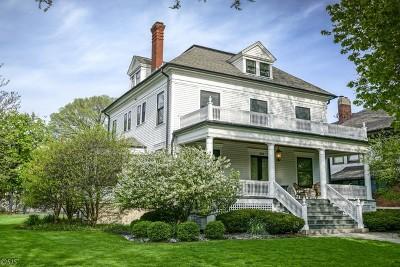 Oak Park Single Family Home For Sale: 309 Linden Avenue
