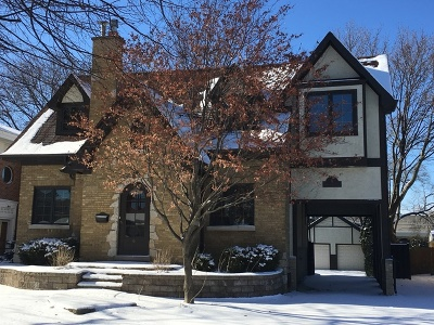 Mount Prospect Single Family Home Contingent: 6 North Pine Street