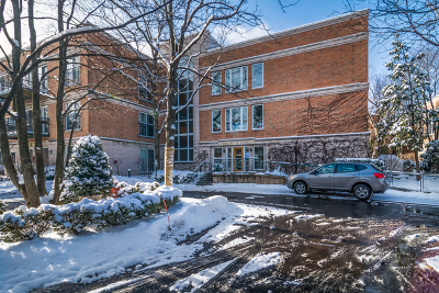 Lake Forest Condo/Townhouse For Sale: 119 East Laurel Avenue #204