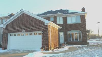 Skokie Single Family Home For Sale: 4615 Fargo Avenue