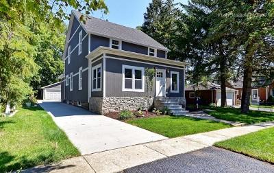 Frankfort Single Family Home For Sale: 239 Oregon Street