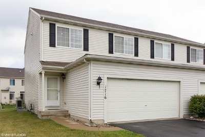 Lockport Rental For Rent: 1716 Peachtree Drive
