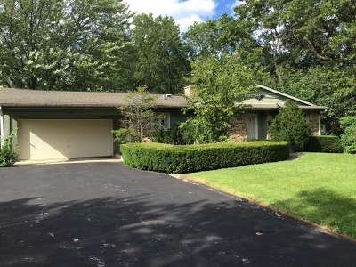 Lake Forest Single Family Home New: 792 Morningside Drive