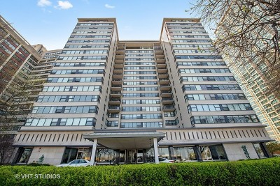 Cook County Condo/Townhouse New: 3440 North Lake Shore Drive #4D