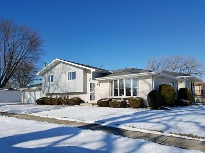 Bridgeview Single Family Home New: 8556 South 78th Avenue