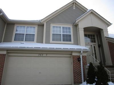 Bartlett IL Condo/Townhouse New: $189,000