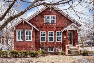 La Grange Park Single Family Home For Sale: 446 North Stone Avenue