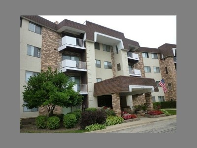 Arlington Heights Condo/Townhouse New: 3300 North Carriageway Drive #107