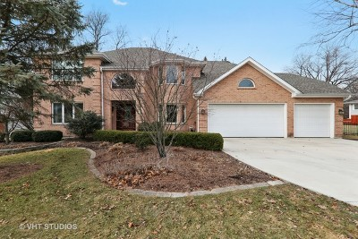 Willowbrook Single Family Home For Sale: 6120 Willowood Lane