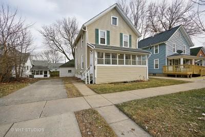 Aurora Single Family Home New: 645 Wilder Street