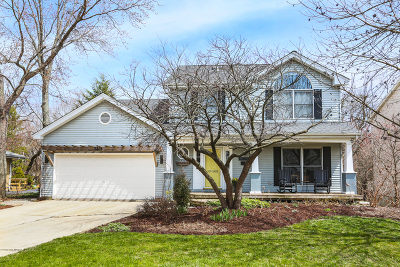 Downers Grove Single Family Home Price Change: 5419 Grand Avenue