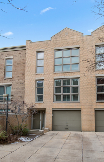 Cook County Condo/Townhouse New: 2357 North Wayne Avenue