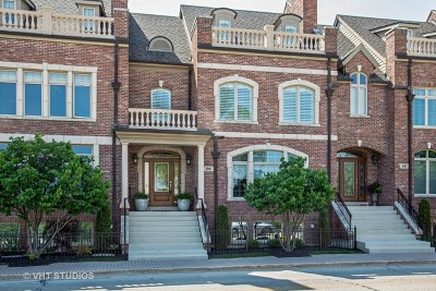 Palatine Condo/Townhouse For Sale: 60 North Smith Street