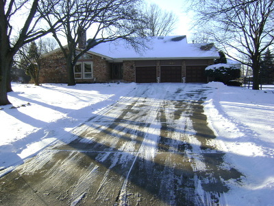 Orland Park  Single Family Home New: 7827 Silver Court