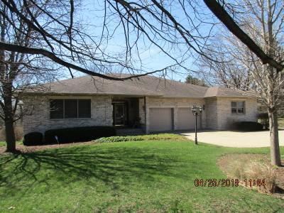 Sleepy Hollow Single Family Home For Sale: 1713 Hickory Drive