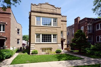 Multi Family Home For Sale: 5021 North Francisco Avenue
