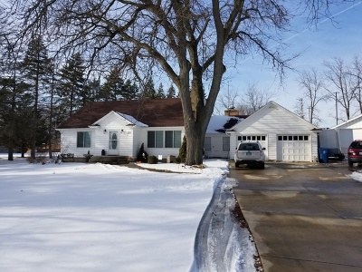 South Elgin Single Family Home For Sale: 750 East Main Street