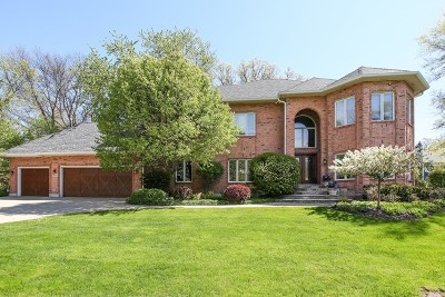 Highland Park Single Family Home For Sale: 1111 Briargate Drive