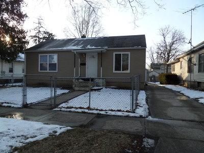 Aurora Single Family Home New: 711 South Union Street