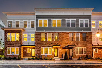 Woodridge Condo/Townhouse For Sale: 6-2 Irving Place