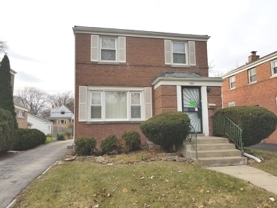 Bellwood Single Family Home Contingent: 404 Marshall Avenue