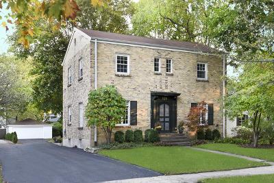 Winnetka Single Family Home For Sale: 1129 Cherry Street