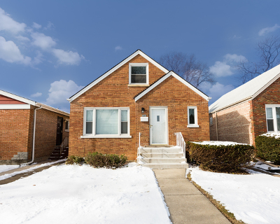 Chicago Single Family Home Re-Activated: 9146 South Wallace Street