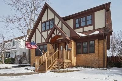 Arlington Heights Single Family Home New: 933 North Chestnut Avenue