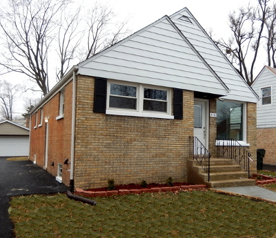 Bellwood Single Family Home Contingent: 416 Englewood Avenue