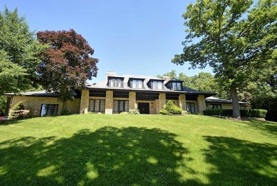Palos Park Single Family Home New: 8530 West 128th Street