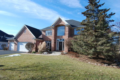 Rockford Single Family Home Price Change: 2164 Wembley Place