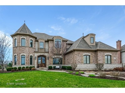 St. Charles Single Family Home For Sale: 40w647 Fox Creek Drive
