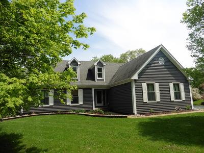 Fox River Grove Single Family Home Price Change: 992 Plum Tree Road