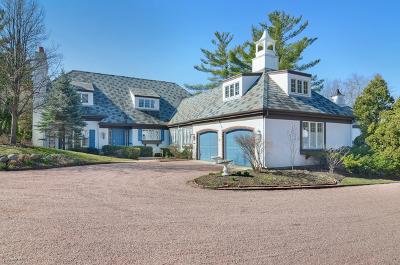 Burr Ridge Single Family Home For Sale: 805 Burr Ridge Club Drive