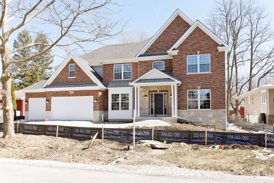 Downers Grove Single Family Home For Sale: 4133 Lindley Street