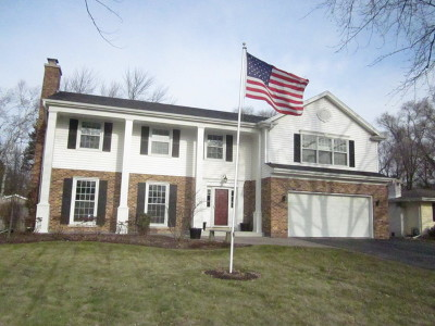 Winfield  Single Family Home For Sale: 26w564 Jewell Road
