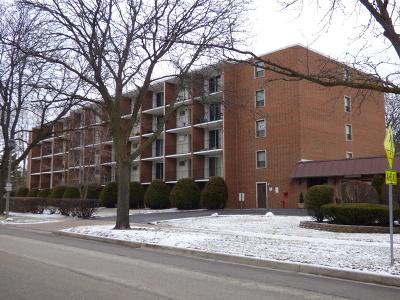 Elmhurst Condo/Townhouse For Sale: 255 South West Avenue #514
