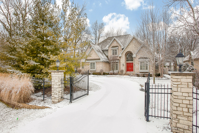 Willowbrook Single Family Home For Sale: 368 63rd Street