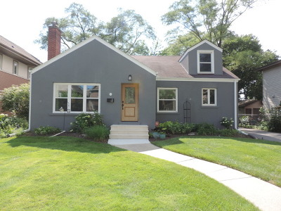 Elmhurst Single Family Home For Sale: 508 South Sunnyside Avenue