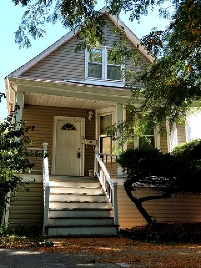 Chicago Single Family Home For Sale: 4131 North Albany Avenue