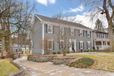 Glen Ellyn Single Family Home Contingent: 287 Spring Avenue