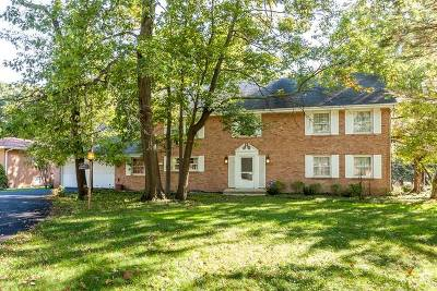 Olympia Fields Single Family Home For Sale: 20860 Greenwood Drive