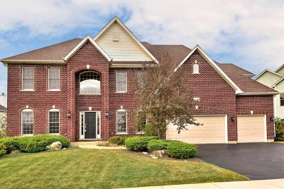 Plainfield Single Family Home Contingent: 27110 Thornwood Boulevard
