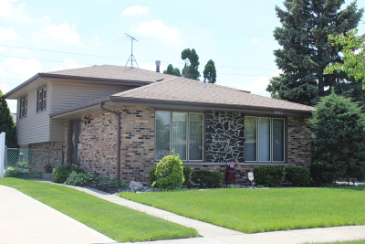 Crestwood  Single Family Home For Sale: 5317 138th Place