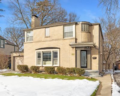 Flossmoor Single Family Home Price Change: 2229 Macdonald Lane