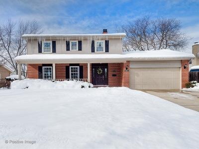 Darien Single Family Home For Sale: 6926 Sierra Drive
