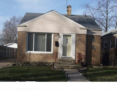 Bellwood Single Family Home For Sale: 502 48th Avenue