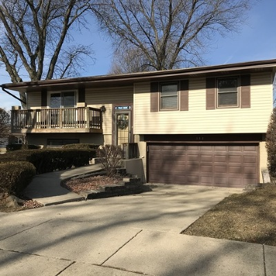 Buffalo Grove Single Family Home Contingent: 352 Chenault Road